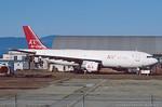 C-GICR. Airbus A300B4-203C. ICC Air Cargo. Vancouver. October. 2001.