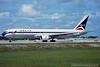 N129DL. Boeing 767-332. Delta.  Fort Lauderdale. October. 1996.
