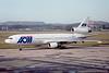 F-GGMZ. McDonnell Douglas DC-10-30. AOM. Edinburgh. February. 1994.