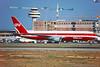D-AMUR. Boeing 767-3G5/ER. LTU SUD. Palma. August. 1995.