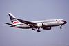 N102DA. Boeing 767-232. Delta. Orlando. June. 1993.