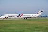 F-GHEI. McDonnell Douglas MD-83. Air Liberte. Glasgow. August. 1991.