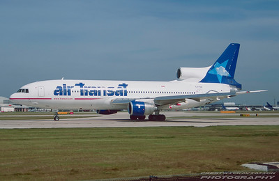 C-FTSW. Lockheed 1011-385-3 Tristar 500. Air Transat. June. 2002.