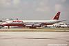 OB-1248. McDonnell Douglas DC-8-62H. Aero Peru. Miami. June. 1993.