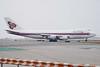 N522MC. Boeing 747-2D7B/SF. Thai Cargo. Los Angeles. September. 1997.