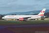 C-FOON. Boeing 757-28A. Canada 3000. Glasgow. August. 1997.