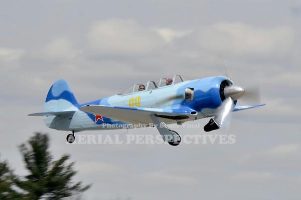 N5940 - Yakovlev Yak-11