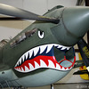 P-40E-1 Warhawk