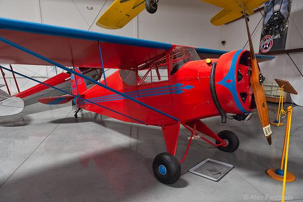 Porterfield Model 35 Flyabout (1937)