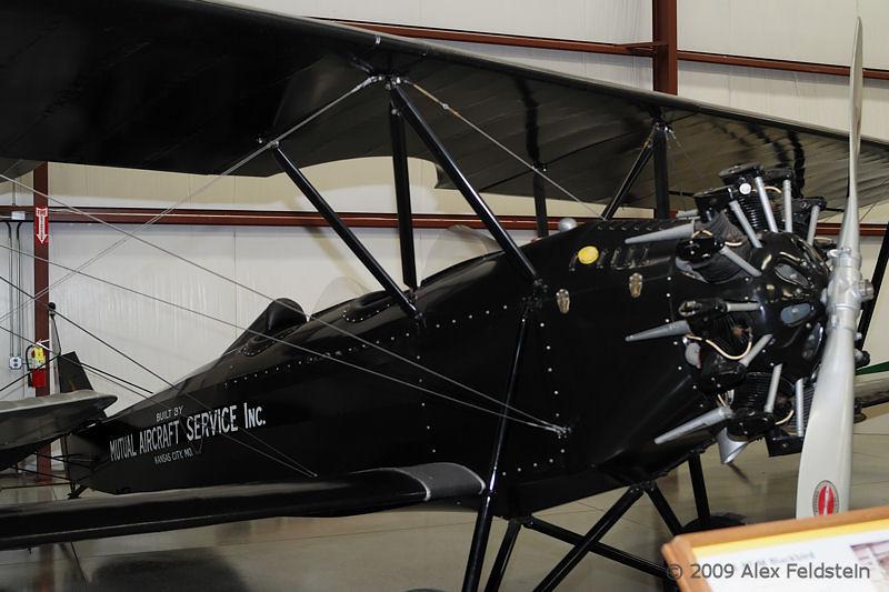 1929 Mutual Aircraft X-87-M Blackbird