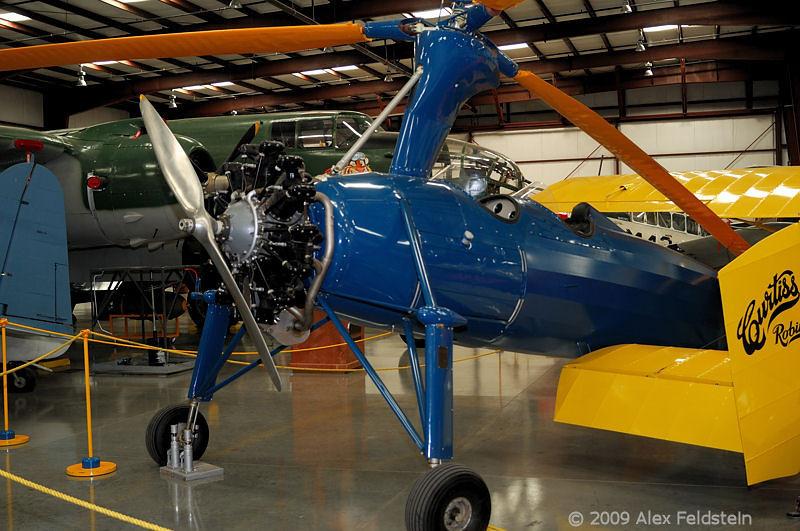 KD-1A Autogiro - 1937