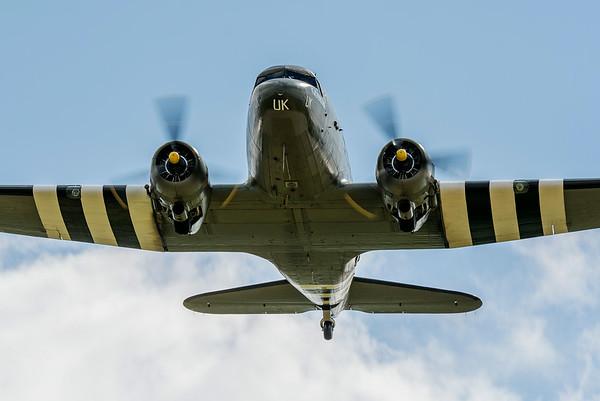 ZA947 BBMF Dakota