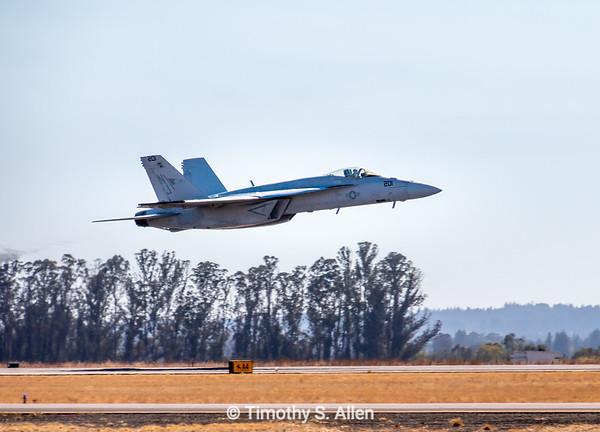 US Navy F/A-18 Super Hornet