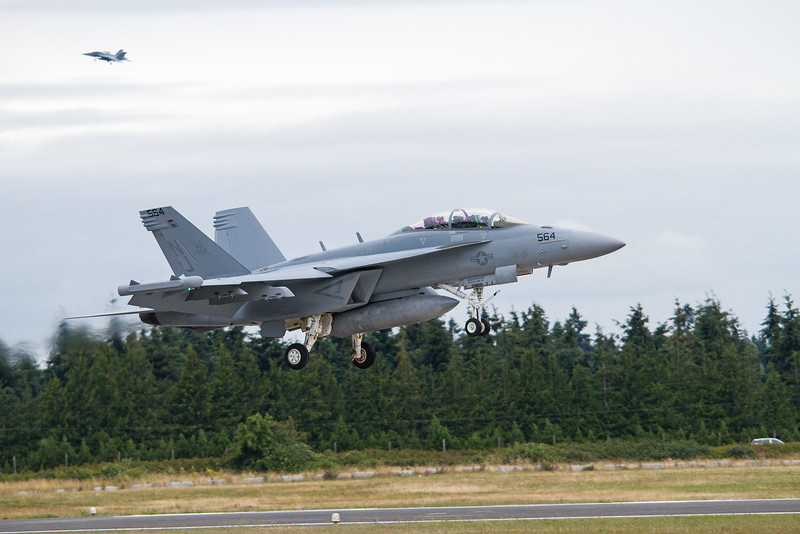 F18  Whidbey Island
