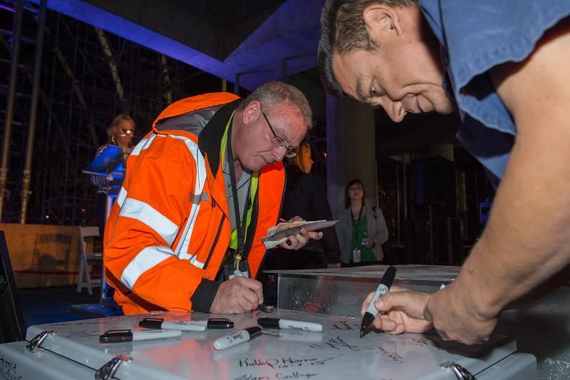 7 Oct 2013: Denver International Airport construction in Denver, CO. Peter Lockley/Rich Clarkson and Associates