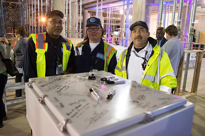 7 Oct 2013: Denver International Airport construction in Denver, CO. Peter Lockley/Rich Clarkson and Associates