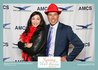 AMCS' Spring into Well-Being Celebration. Photo by @VenicePaparazzi