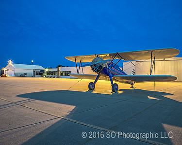 Stearman Parking