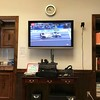 The Indy 500 was on TV at Carol's mom's assisted living facility.
