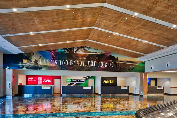 Airport Terminal San Luis Obispo Co.
