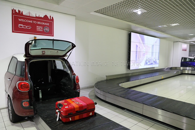 Belgrade Nikola Tesla International Airport