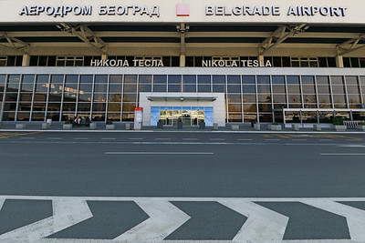 Belgrade Nikola Tesla International Airport