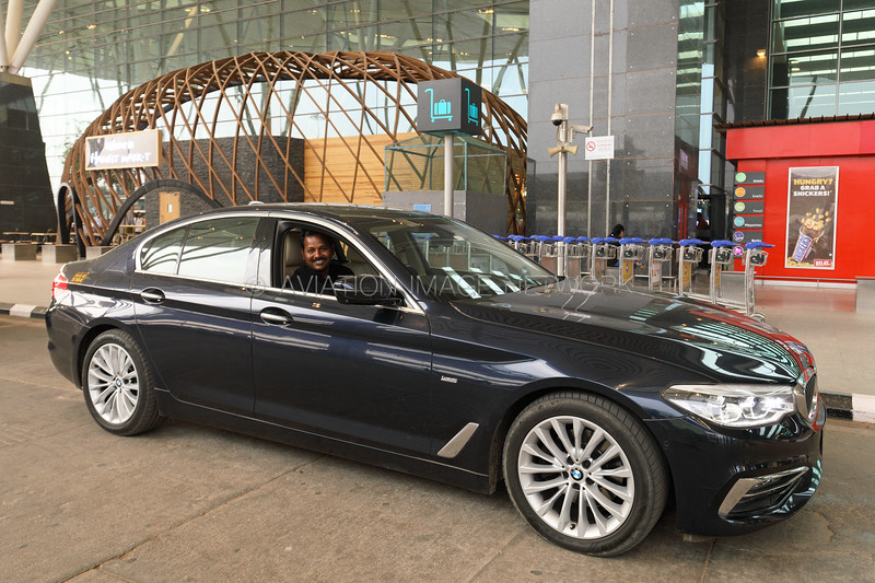 Emirates BMW Chauffeur-drive Service