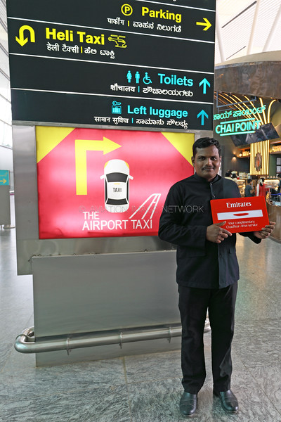 Emirates Chauffeur-drive Service