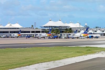 Bridgetown, Barbados International Airport