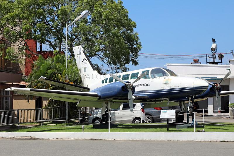 4R-SEA | Cessna 404 Titan | Colombo Ratmalana Airport
