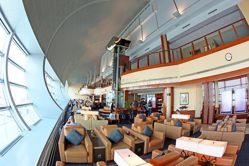 Emirates Terminal 3 Concourse C Business Class Lounge