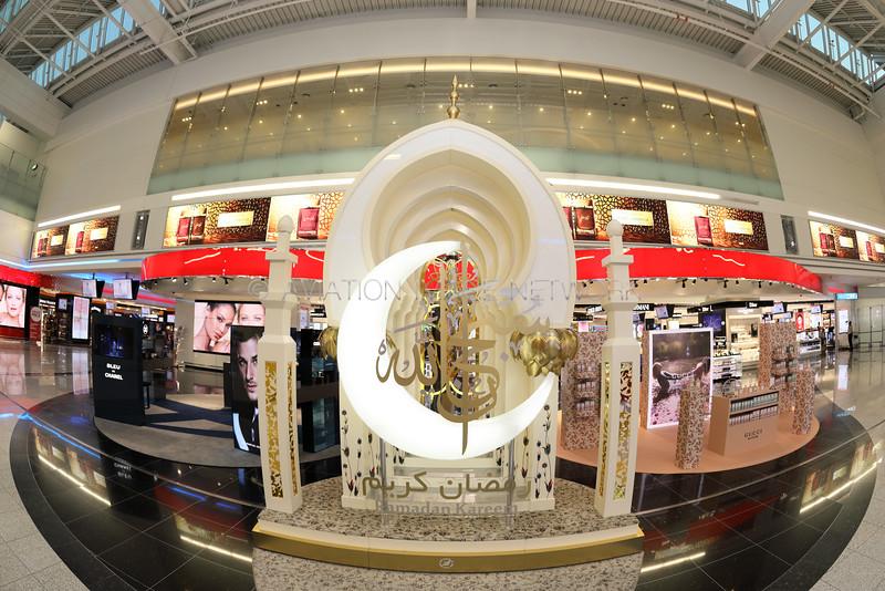 Dubai International Airport Terminal 1 Concourse D