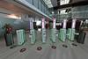 Emirates Terminal 3 Business Class Lounge Biometric Gates