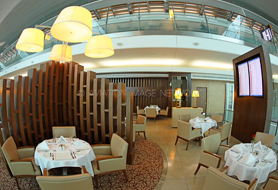 Emirates Terminal 3 Concourse A First Class Lounge