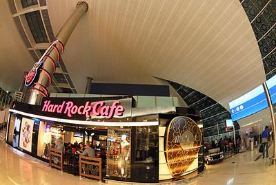 Dubai International Airport Emirates Terminal 3