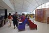 Hong Kong Airport Thai Airways Business Class Lounge