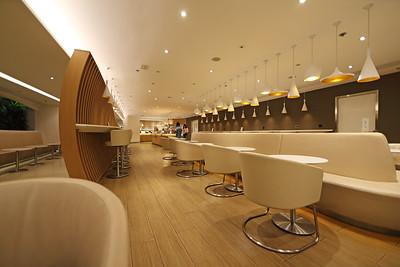Hong Kong Terminal 1 SkyTeam Lounge
