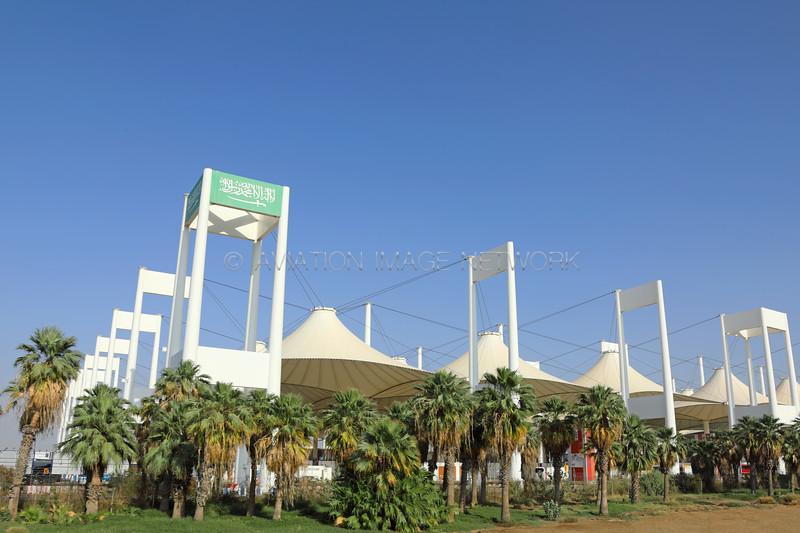 Jeddah International Airport Hajj Terminal