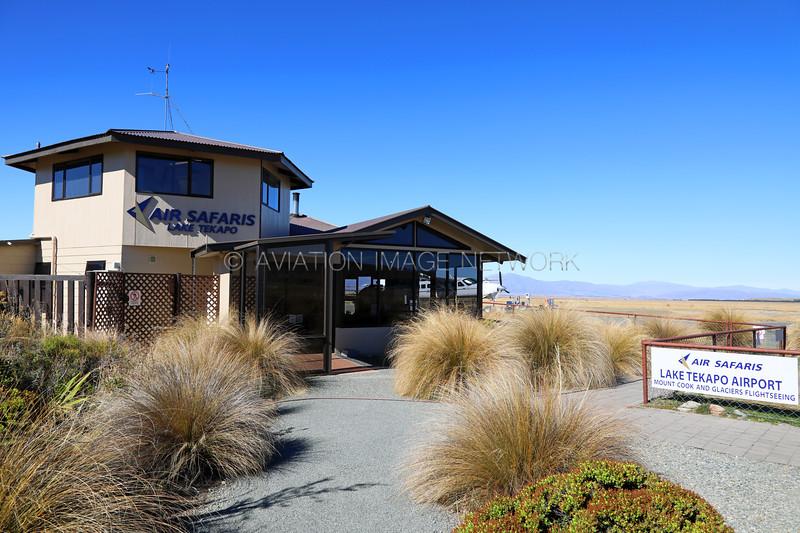 Lake Tekapo Airport | Air Safaris