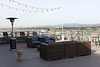 The H Hotel Los Angeles International Airport Rooftop Terrace