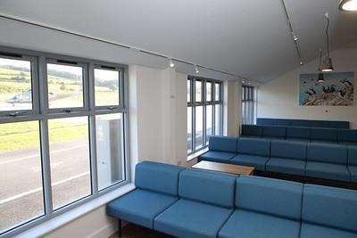 Penzance Heliport Departure Lounge