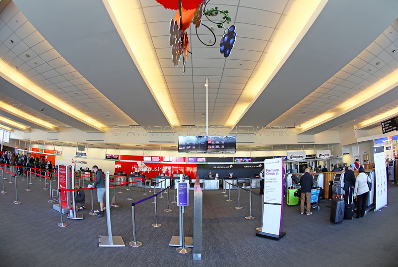 Queenstown International Airport Terminal
