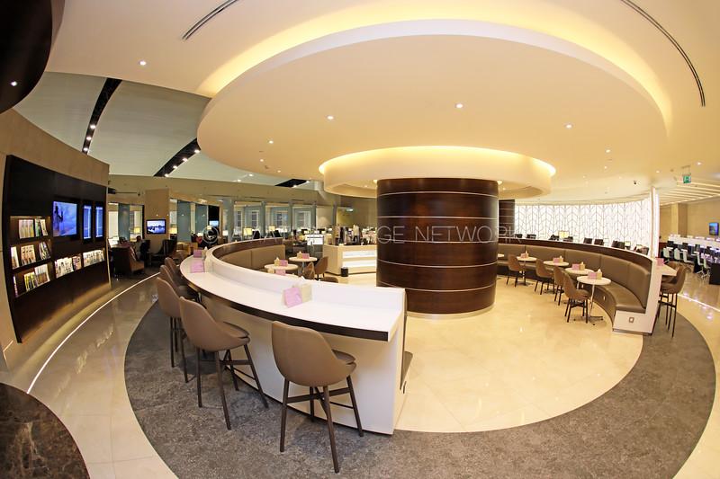 Riyadh King Khalid International Airport Saudia Al Fursan Lounge