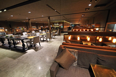 China Airlines Terminal 1 VIP Lounge