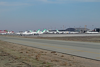 Tehran Imam Khomeini International Airport Terminal