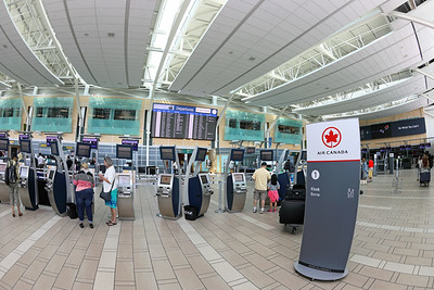Vancouver International Airport Domestic Terminal