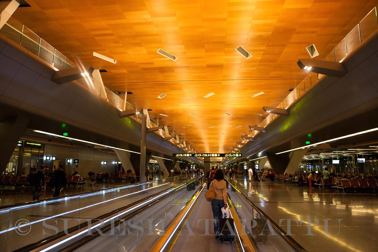 Hamad International Airport,Doha,Qatar