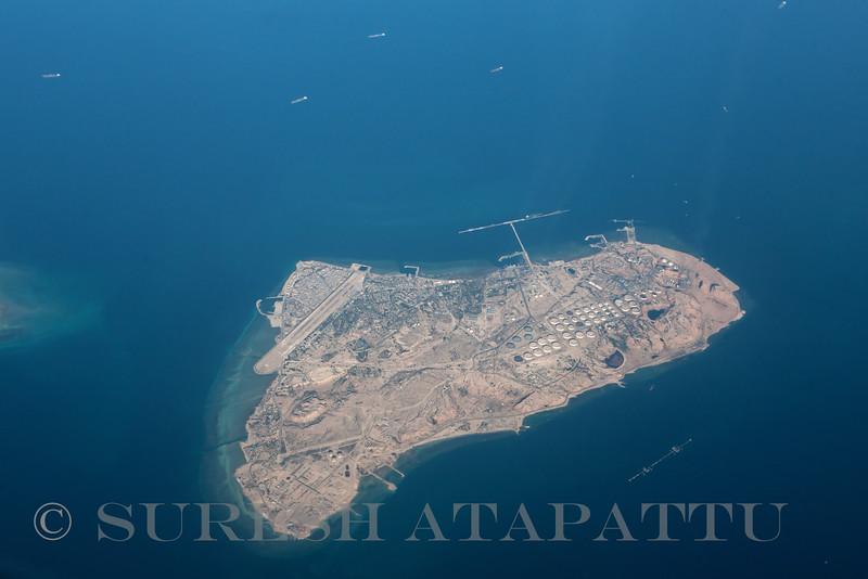 Kharg Island ,Iran
