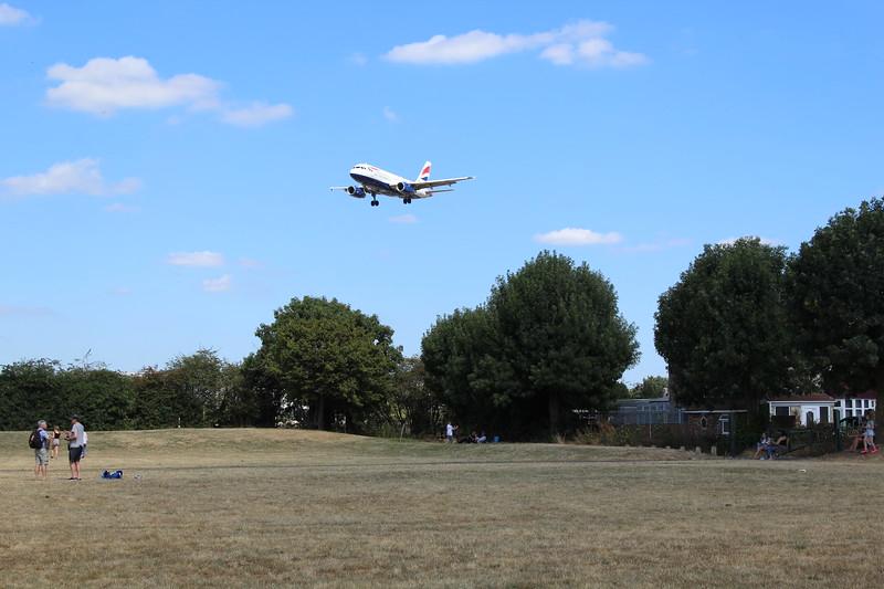 LHR London Heathrow