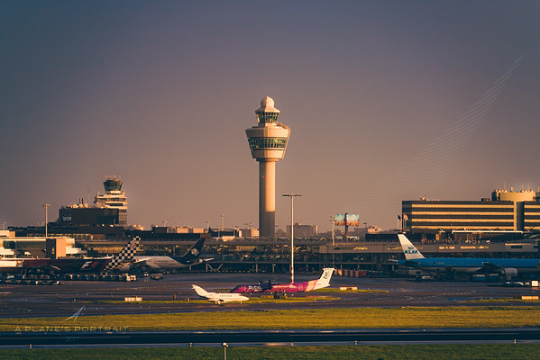 8) Airports